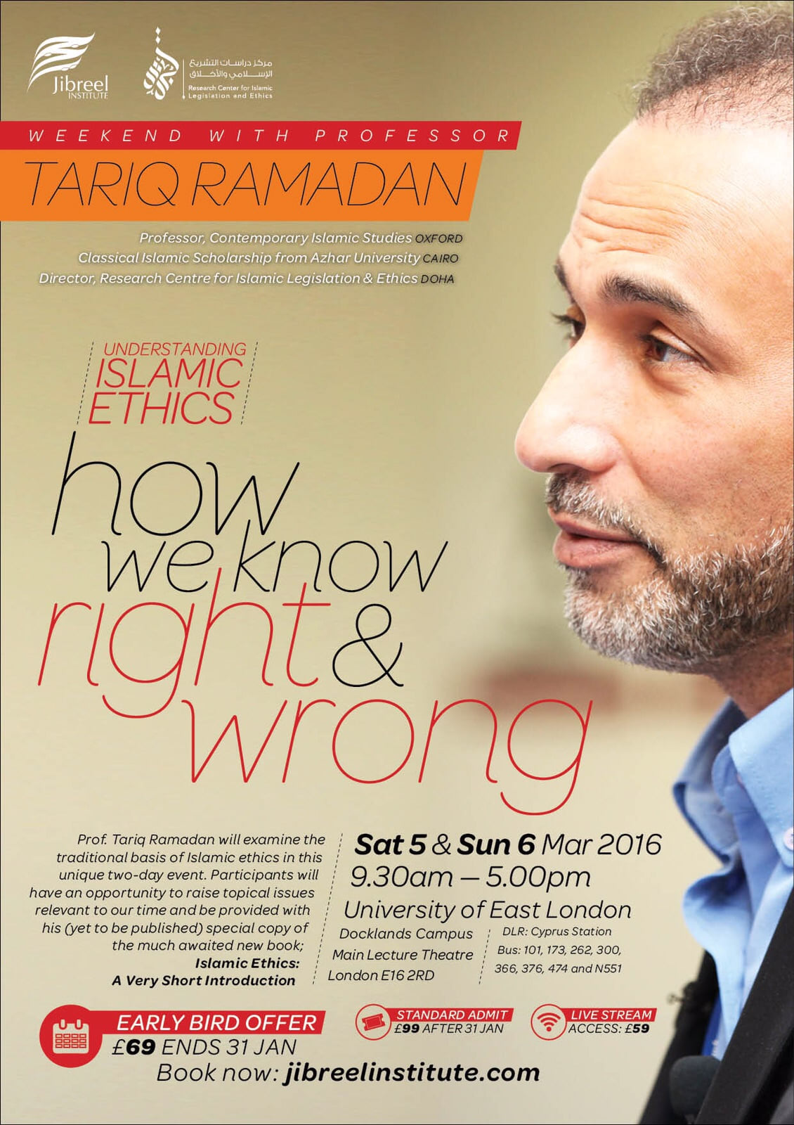 03/2016 Understanding Islamic Ethics: How we know right and wrong?