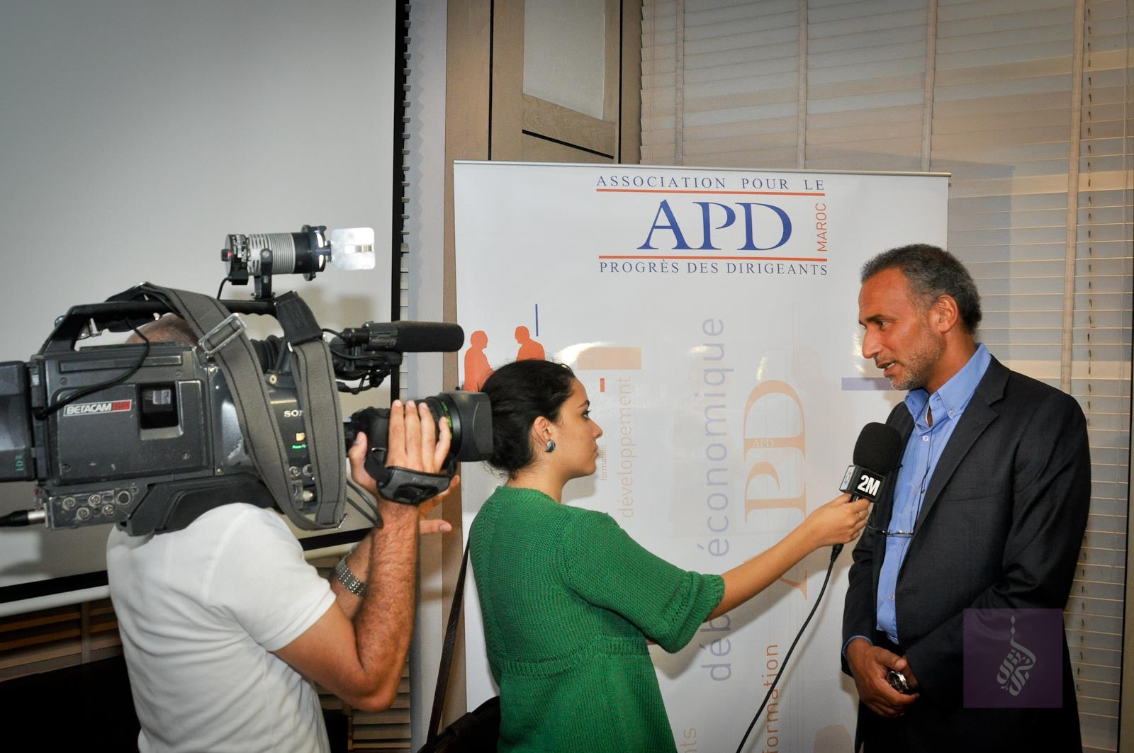 10/2012 Replacing Ethics in the heart of economics and business, APD Morocco