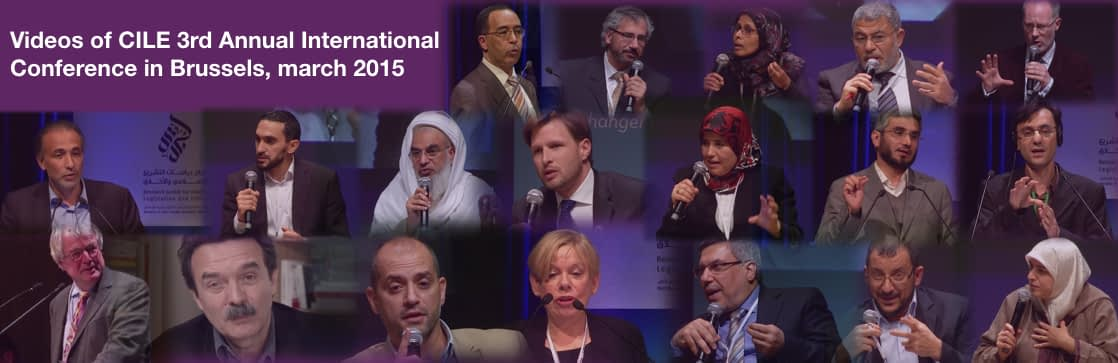 [Updated] Videos of CILE 3rd Annual International Conference in Brussels, March 2015