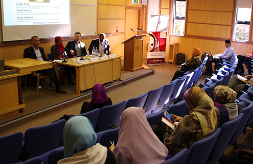 "CILE in Oxford: ""Ethical limits to artistic expression: Islamic perspective"""