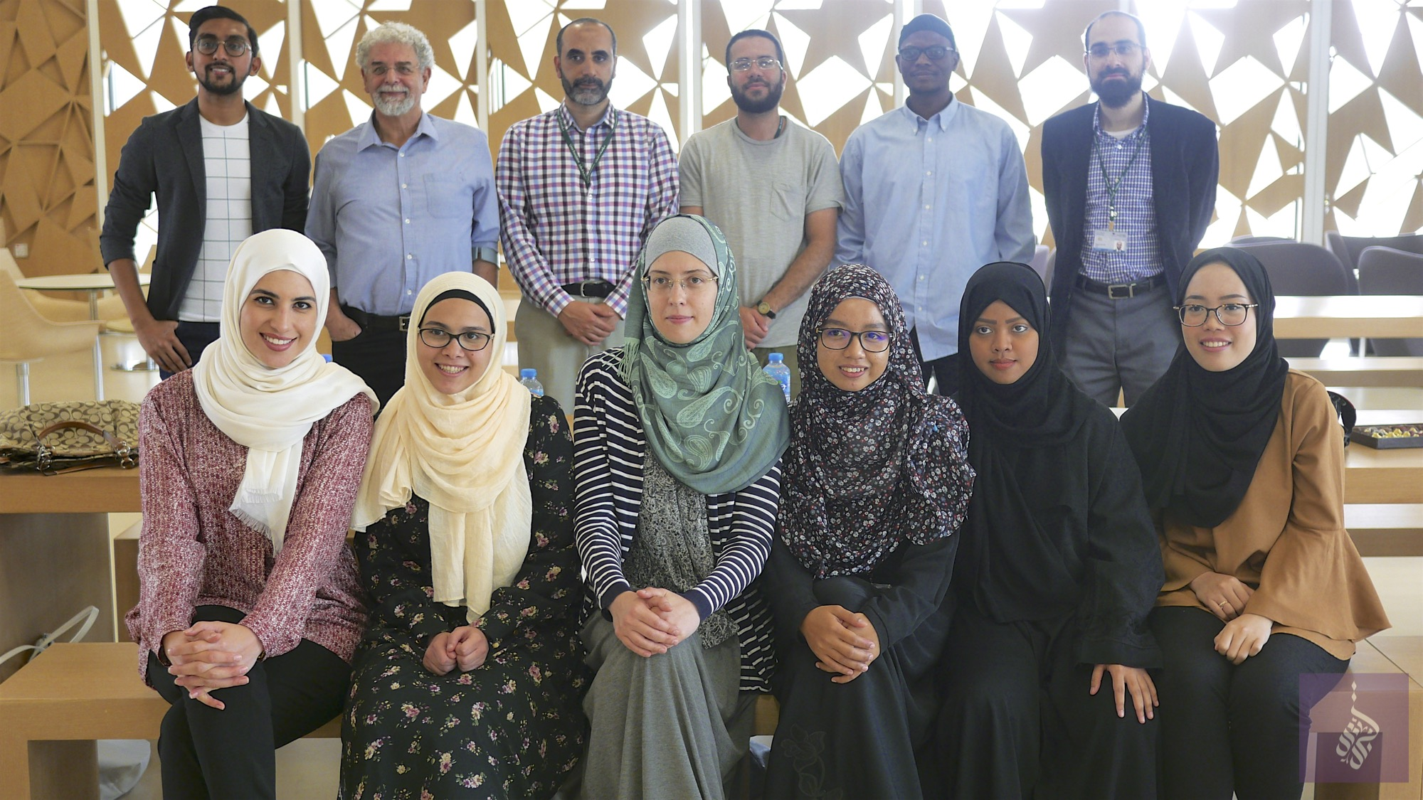 [Updated] Lunch & Learn- Islamic Studies Students and Professors Meet and Greet the New Batch of Students