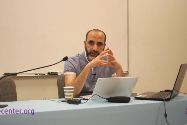 Embedded thumbnail for D2S2 Dr Mohamed Ghaly - Islamic Ethics: Mapping the Field