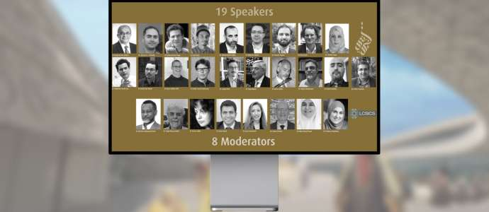 "#CILE2020 ""Key Classical Works on Islamic Ethics"" All the Participants"