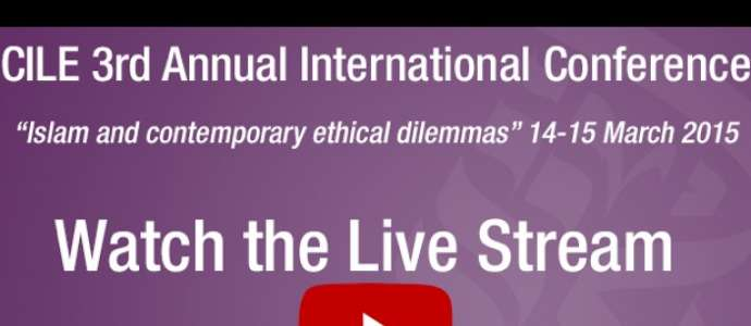 CILE 3rd Annual International Conference: The Live Stream