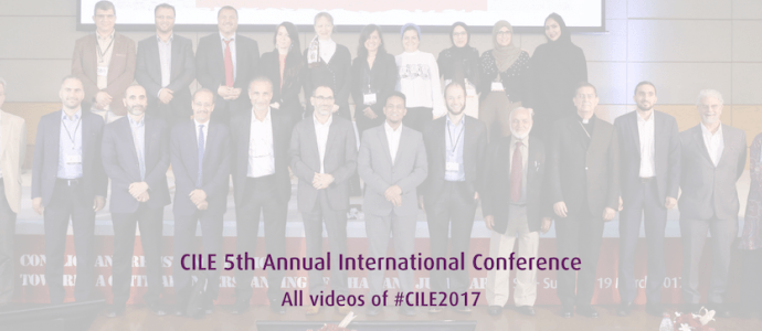 #CILE2017: Videos of CILE 5th Annual International Conference