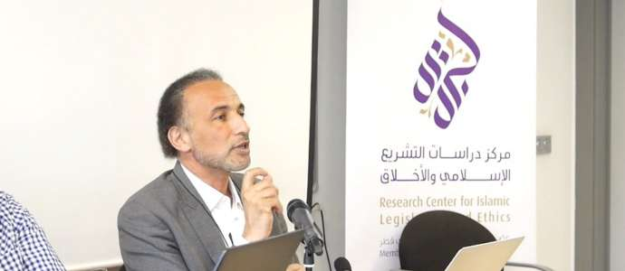 "Embedded thumbnail for D3S2 Tariq Ramadan ""Environmental Challenges in the Light of the Theory of Maqasid"""