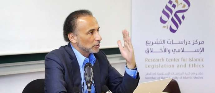 "Embedded thumbnail for D5S1 Tariq Ramadan ""Human Rights from the Perspective of Maqasid"" - CILE Granada Summer School 2017"