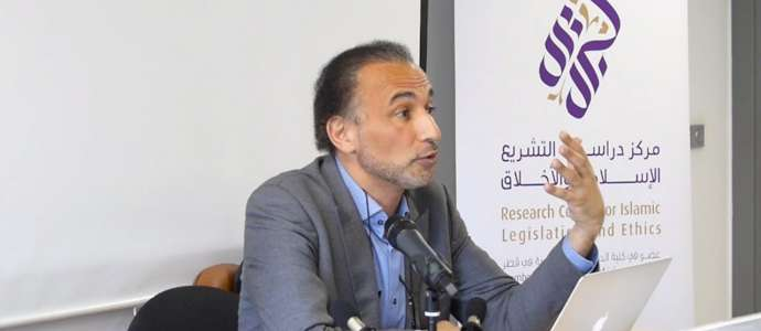 "Embedded thumbnail for D2S3 Dr Tariq Ramadan ""The Significance of Maqasid in CILE Vision"""