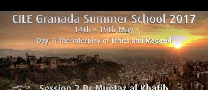 "Embedded thumbnail for D1S2 Dr Muetaz Al Khatib ""Maqasid and Ethics in Contemporary Scholarship: State of Affairs"""