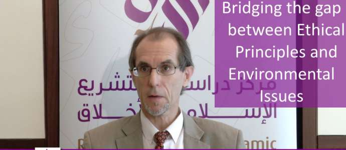 "Embedded thumbnail for Dr Patrick Luid ""Bridging the gap between Ethical Principles and Environmental Issues"""