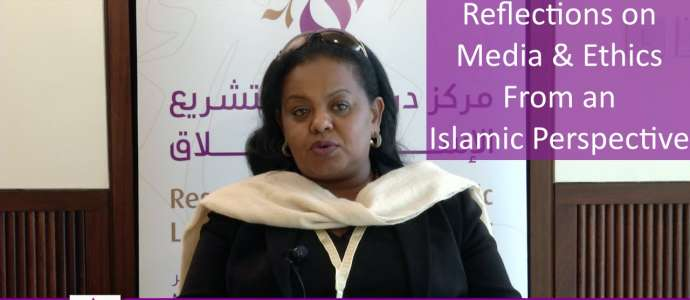 Embedded thumbnail for Dr Sadia Izzeldin Malik: Reflections on Media and Ethics from an Islamic Perspective
