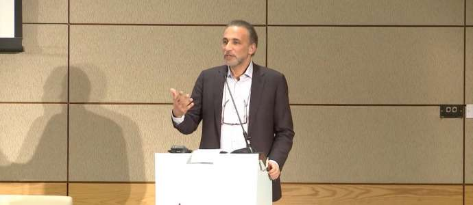 Embedded thumbnail for 12/12 Tariq Ramadan: Closing Speech - CILE 4th Annual International Conference