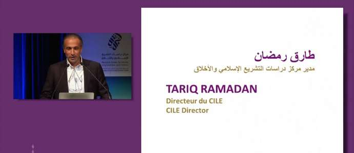 "Embedded thumbnail for Dr Tariq Ramadan ""Global Ethics and Applied Ethics"" CILE 3rd Annual International Conference"