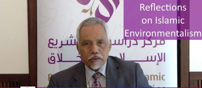 "Embedded thumbnail for Dr Osman Bakar ""Reflections on Islamic Environmentalism"""