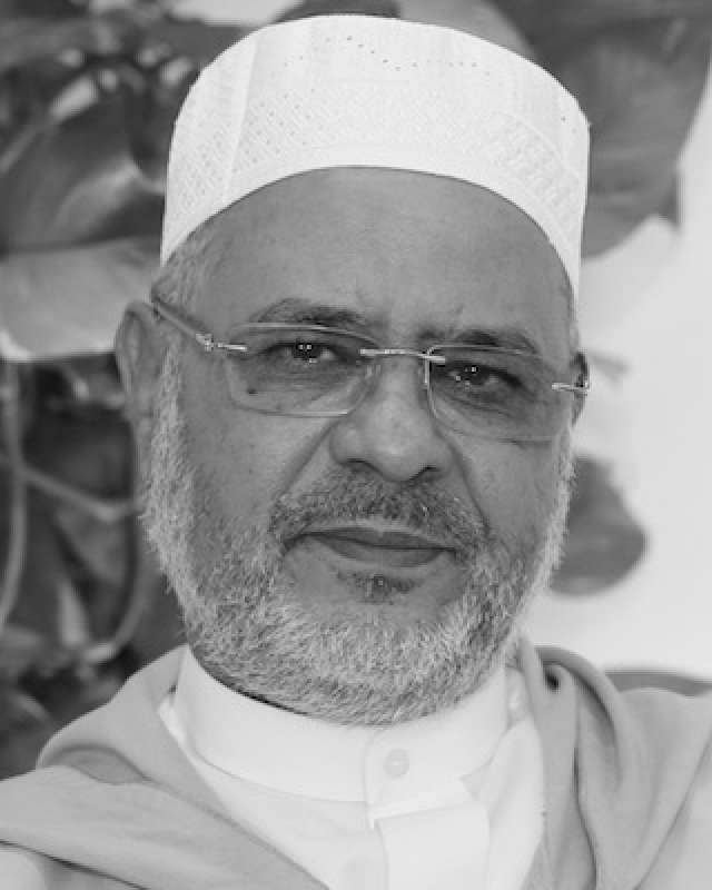 Sheikh Dr. Ahmed Raissouni