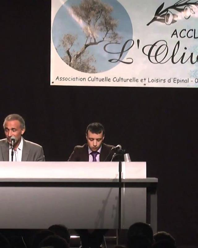 Embedded thumbnail for Tariq Ramadan: La famille, source d'équilibre, Accle l'Olivier